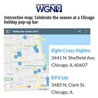 8 Crazy Nights and Elf'd Up in WGN