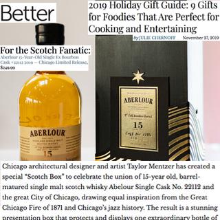 Aberlour in Better Magazine
