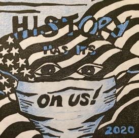 History Has Its Eyes On Us!