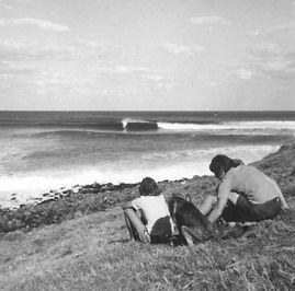 1974 Simon, Sam, John (behind) _ Lennox