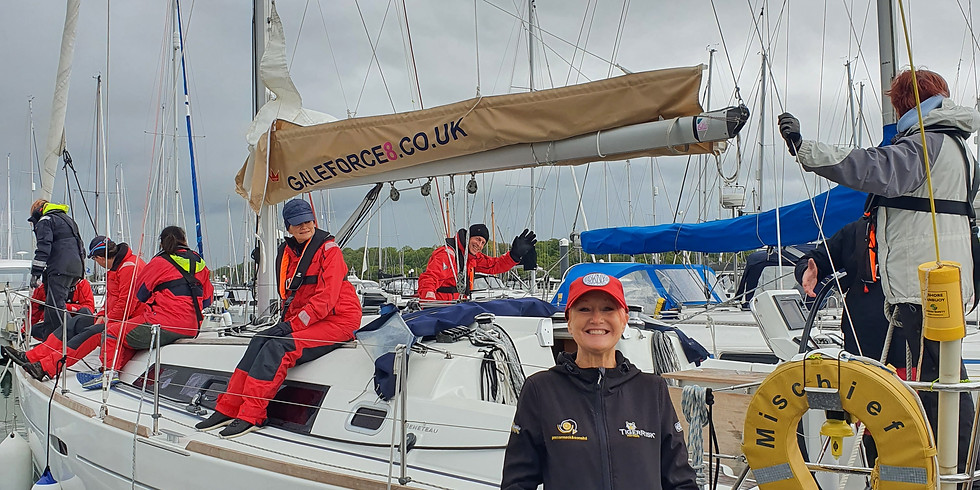 Sailing day for Singles