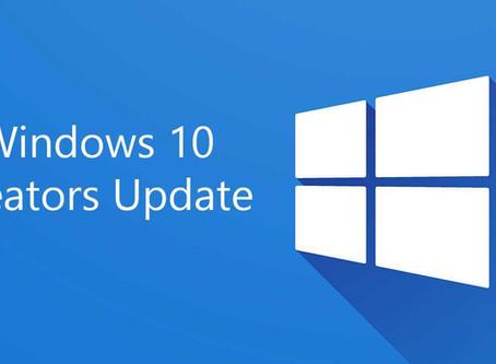 Windows 10 Creators Update ya está disponible