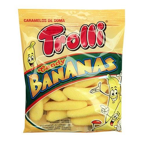 トロリーバナナ グミ 100g