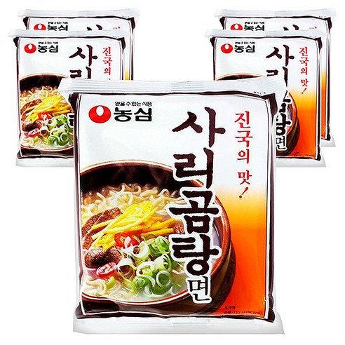 『農心』米サリコムタン麺コムタンラーメン x1個