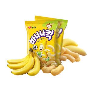 【農心】バナナキック45g