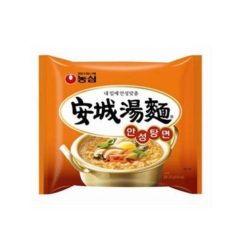 【農心】アンソン湯麺・安城湯麺125g 1個