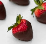 Chocolate Dipped Strawberries 6 for $20