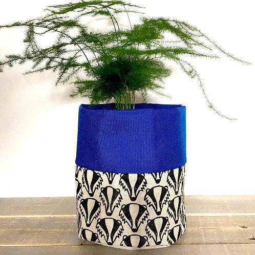 Badger Fabric Pot