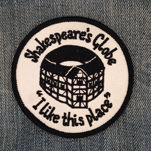 Shakespeare's Globe Patch