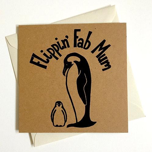 Flippin' Fab Mum Card