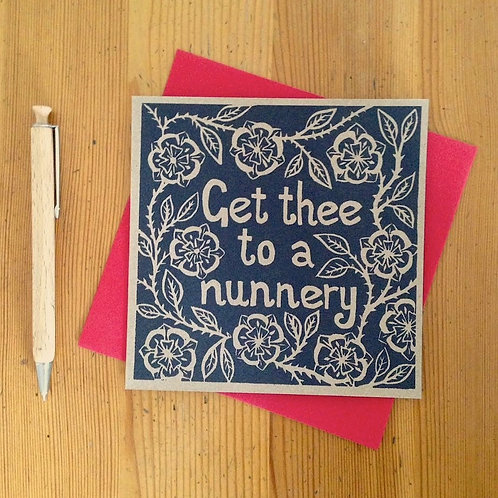 Nunnery Card