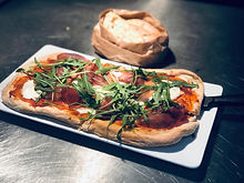 Pizza Bresaola & Rucola