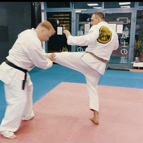 Jiu Jitsu Allkampf