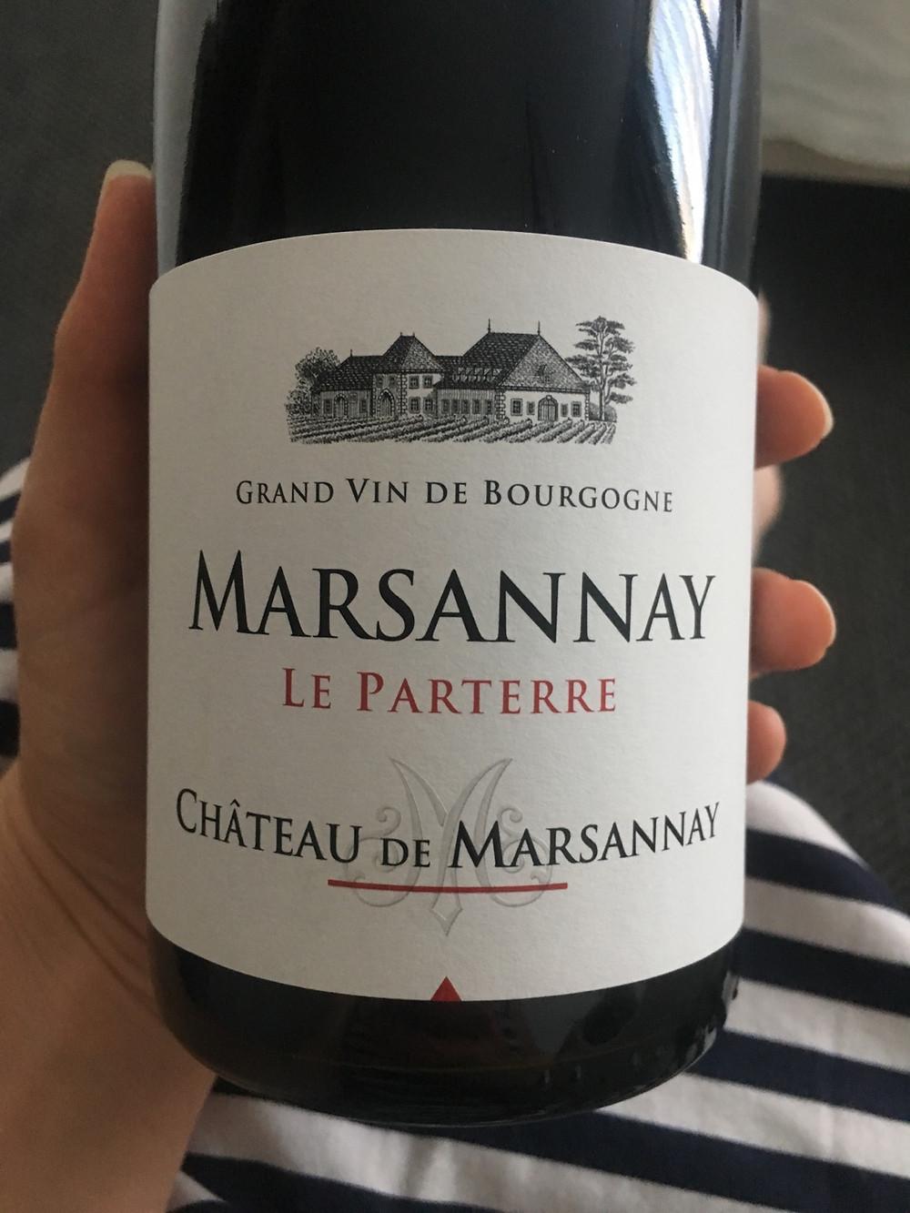 Marsannay Le Parterre
