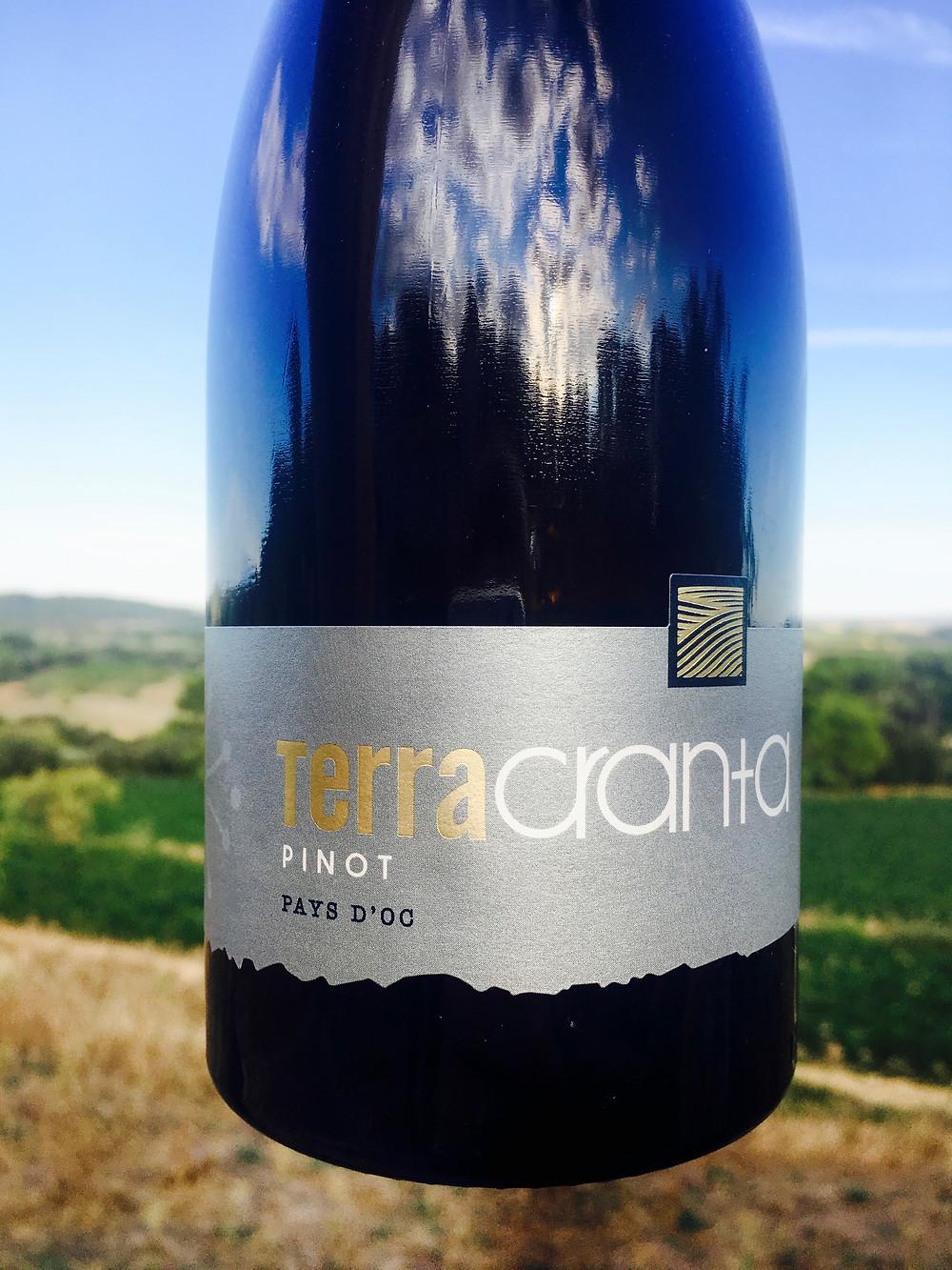 Terra Cranta Pinot Noir