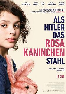 Filmplakat 'Als Hitler das rosa Kaninche