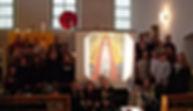 2019 Gottesmutter Maria, Gottesdienst R5
