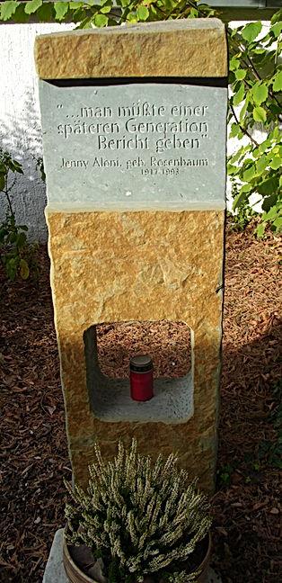 Denkmal Jenny Aloni 2.jpg