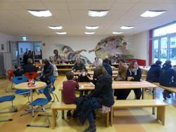 35. unsere Cafeteria