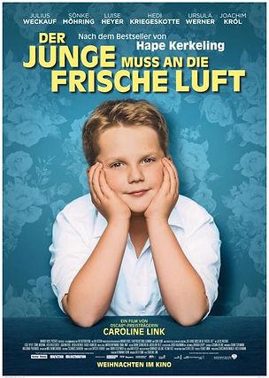 Filmplakat 'Der Junge muss an die frisch