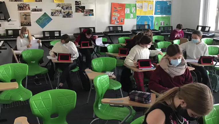I-pads im Unterricht