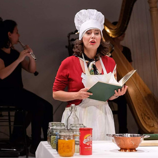 Lady Dunmow - A Dinner Engagement  Dutch National Opera Academy Amsterdam, 2019