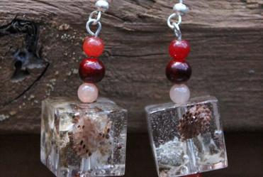 Strawberry Jam Earrings
