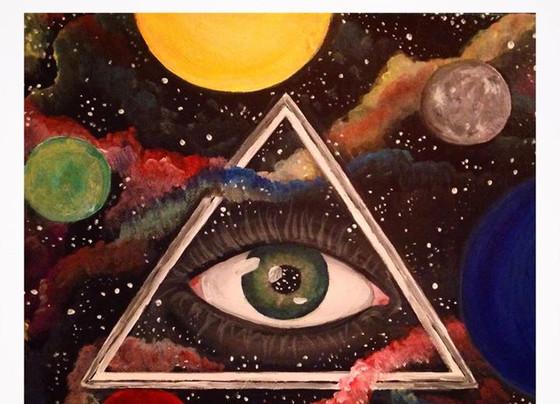 Invisible Eyeball