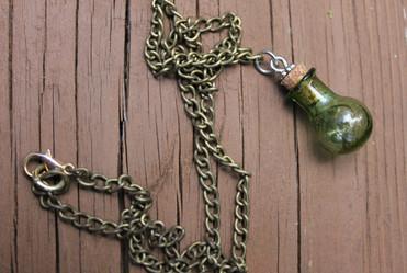 Bittercress Necklace