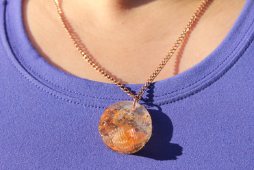 Outer Banks Sand on Rose Gold
