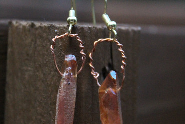 Crystal and Copper