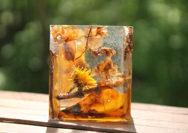 Autumn Trinket Box