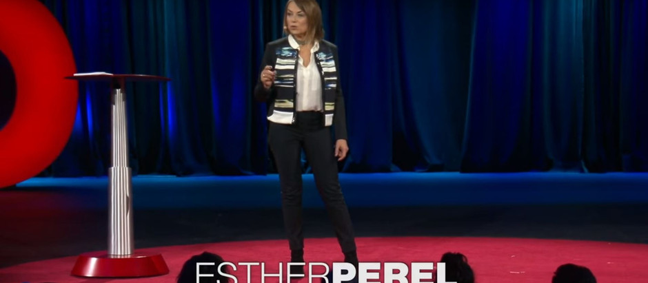 Rethinking infidelity ... a talk for anyone who has ever loved - from Esther Perel