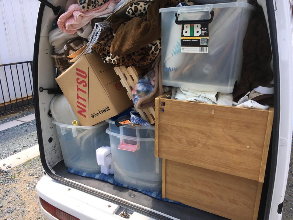 【不用品 ゴミ 処分 引越し】えにしプランニング 便利屋 浜松市 中区 便利屋