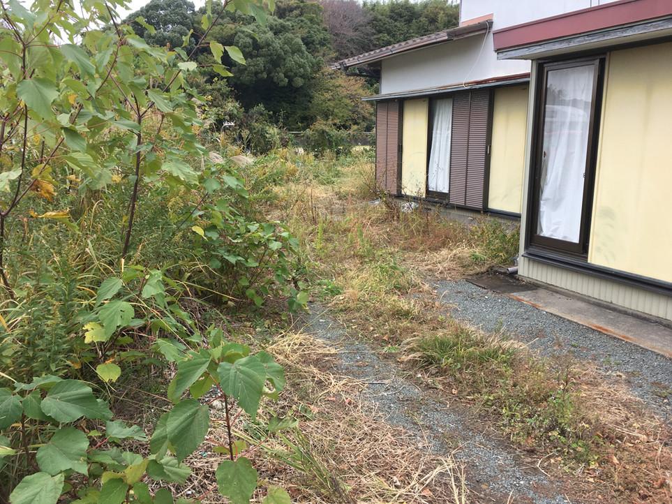 【浜松市 西区 草刈り】えにしプランニング  浜松 便利屋