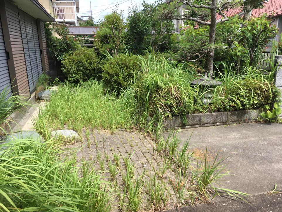 【空家 草刈り 剪定 伐採 管理】浜松市 中区 えにしプランニング 便利屋