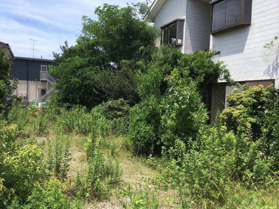 【駐車場 空き地 草刈り 草むしり 草取り】磐田市  えにしプランニング 便利屋