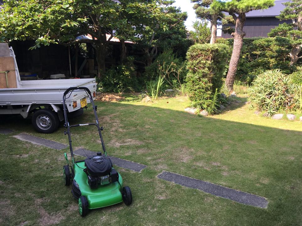 【空き家 草刈り 芝刈り 管理】浜松市 南区 えにしプランニング 便利屋
