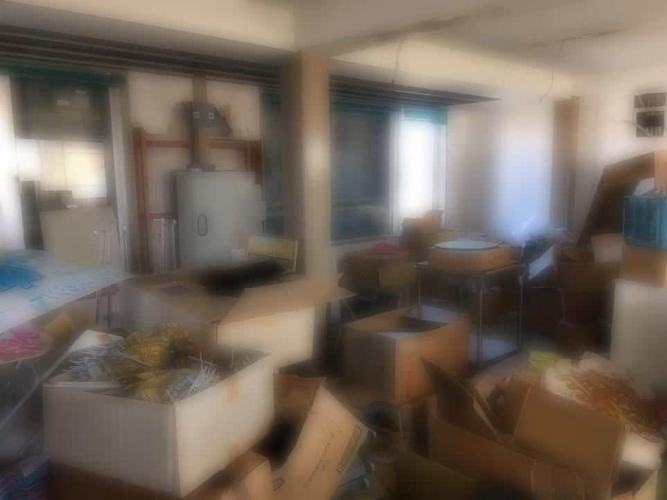 【ビル 倉庫 不用品 片付け 回収 処分】えにしプランニング 便利屋 浜松市 中区