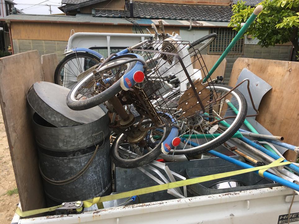 【空き家 不用品 ゴミ 処分】浜松市 西区 雄踏町 えにしプランニング 便利屋