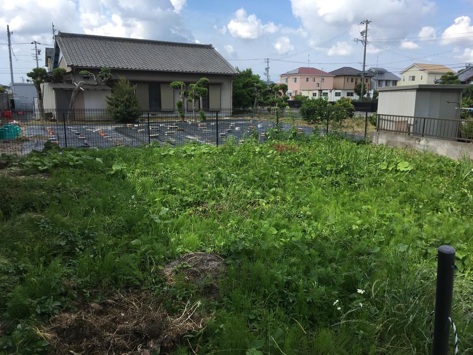 【草刈り 除草剤 散布 廃材 不用品 処分】浜松市 東区 えにしプランニング 便利屋