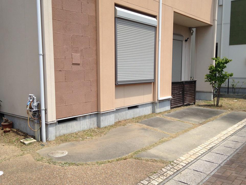 【草刈り 草むしり 伐採】えにしプランニング 便利屋 浜松市中区