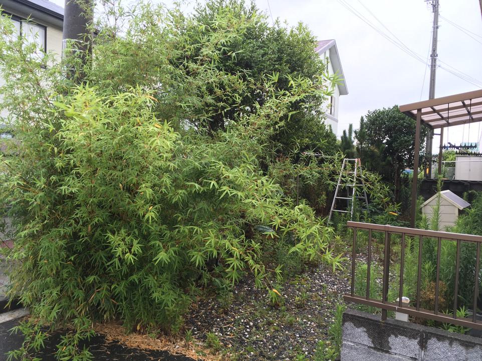【伐採 草刈り 廃材 不用品 資材 処分】磐田市 えにしプランニング 便利屋