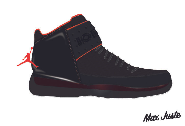 Air Jordan X Max Juste Concept