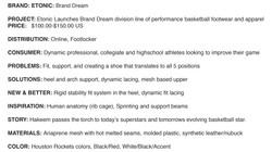 Brand dream line-4