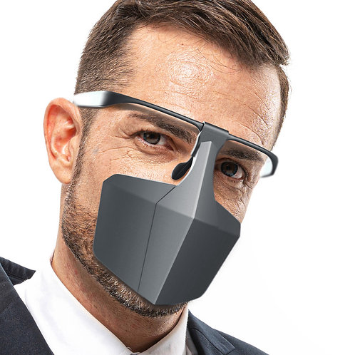 Designer Gesichtsschutz