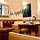 Thumbnail: Acrylglas-Niesschutz Trennwand Gastronomie mit Ihrem Logo