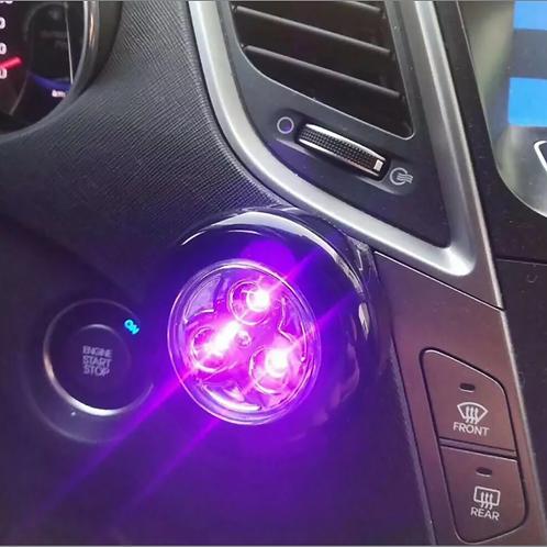 Mini-Intelligente-UVC-Sterilisationslampe für Autos