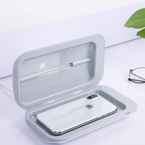 Smartphone-Desinfektionsbox