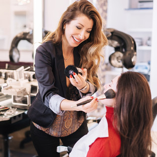 Make up & Hochzeit Styling